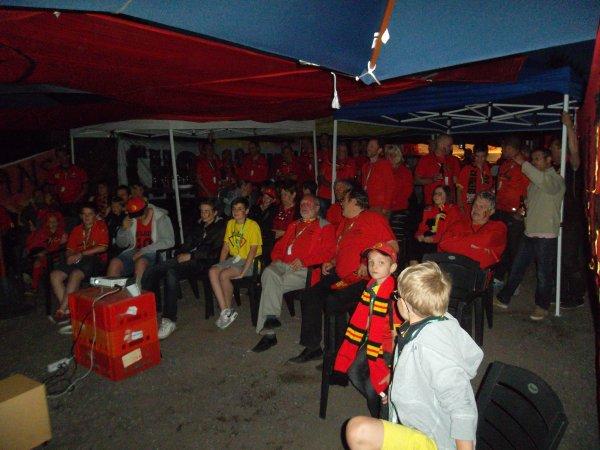 Coupe du Monde : 1/7: 8e de finale : Belgique - USA chez Pat