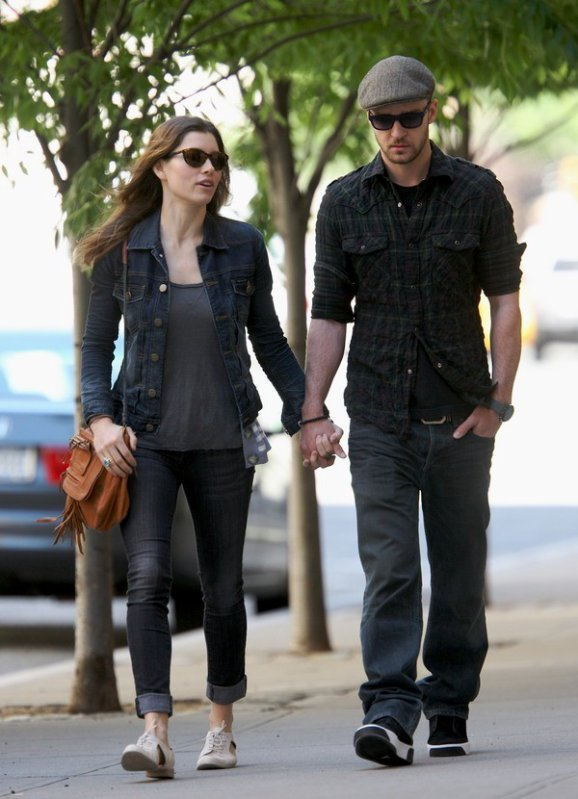 Justin Timberlake file toujours le parfait amour avec Jessica Biel !