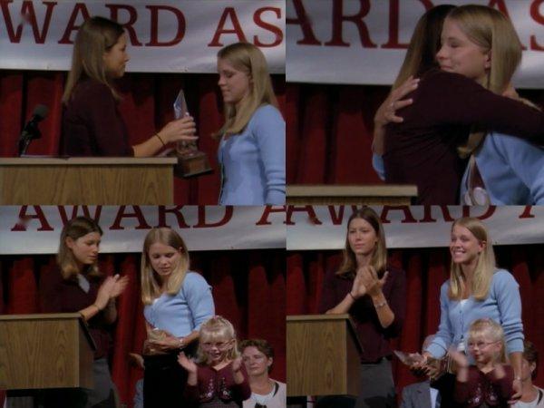 Mary Camden dans la saison 4 épisode 4X05 le code d'honneur