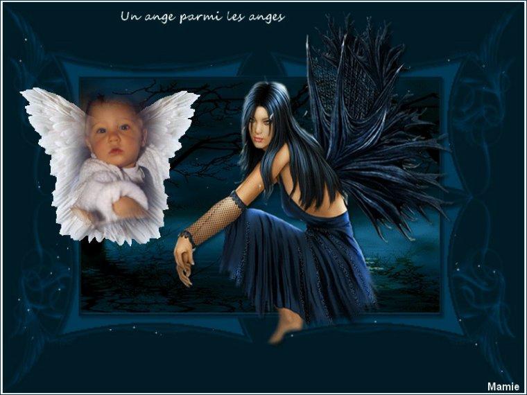 Mon pt'it ange