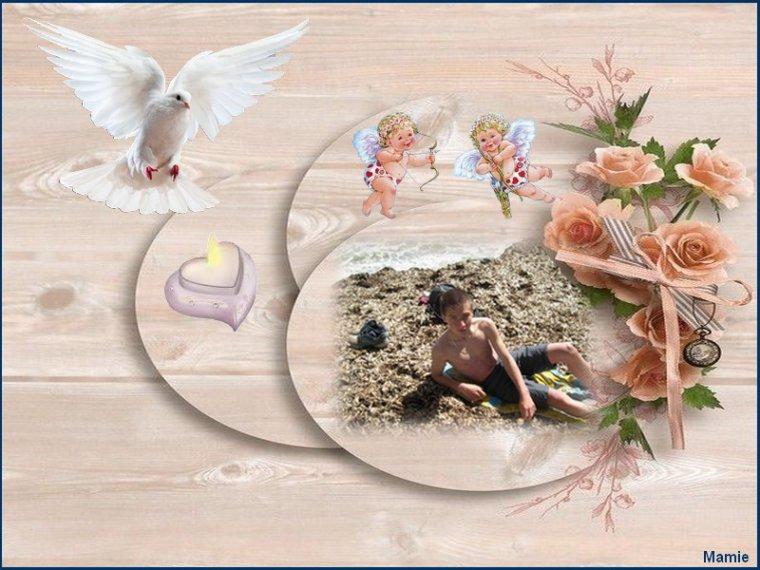 Jimmy parmi les anges