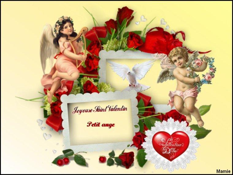 St Valentin au paradis