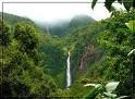 Les Chutes du Carbet a Capesterre Belle Eau ( Guadeloupe)