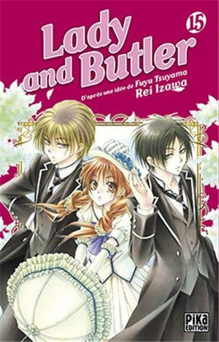 Lady and Butler (Tome 15)