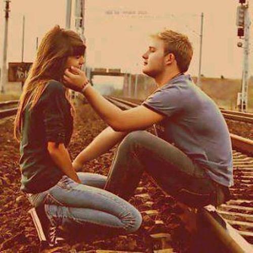 Le temps ou l'on s'aimait, et le temps ou l'on s'aime encore.