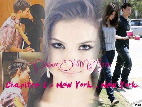 Chapitre 1: New York,New York