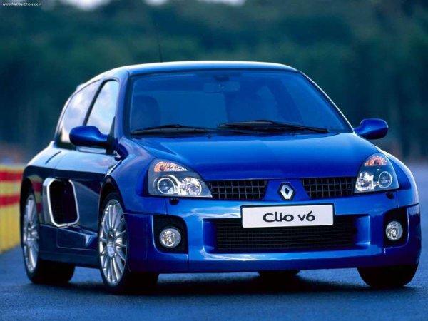 Clio 2 ph2 V6.
