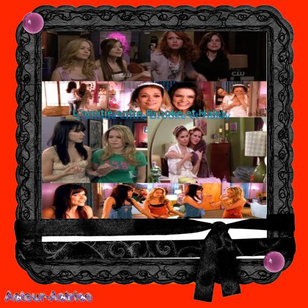 L'amitié entre Brooke et Haley