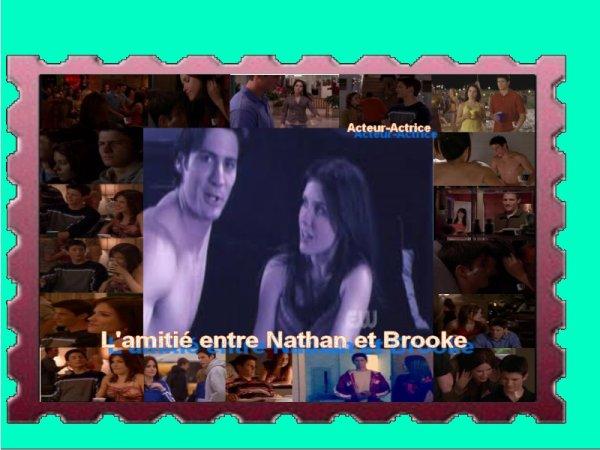 L'amitié entre Brooke Et Nathan