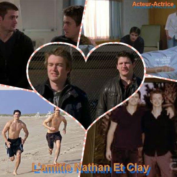 L'amitié Entre Nathan Et Clay