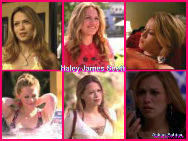 Haley James Scott