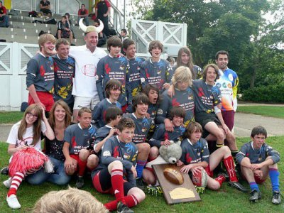 mon equipe de rugby