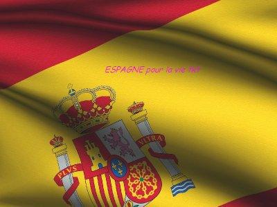 Espagne dans l'sang come dans l'coeur