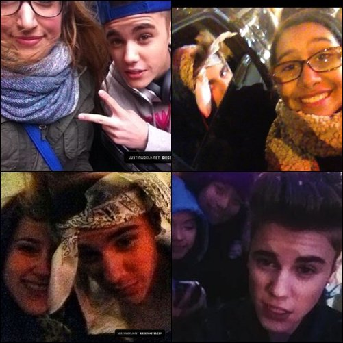 Photo avec des fans + Saturday Night Live