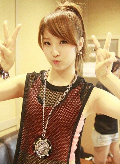 Bonne fête à Jihyun(4minute)!!
