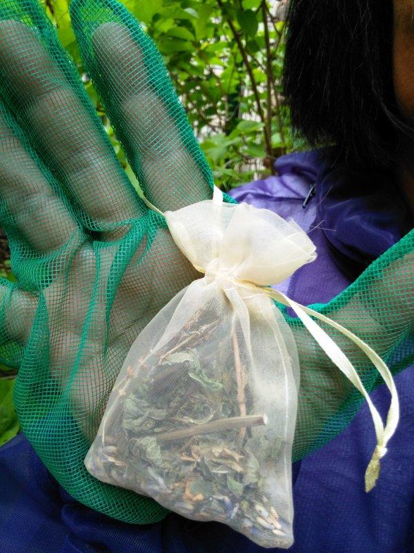 Lutter contre les piqûres d'insectes nuisibles.