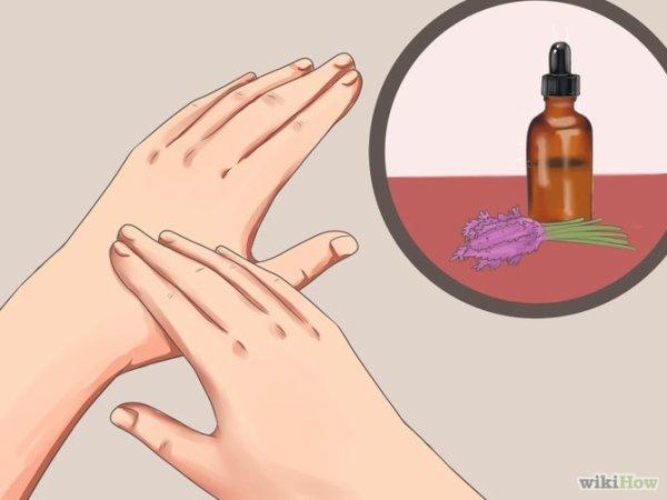 L'huile de lavande est un répulsif naturel  directement sur la peau.