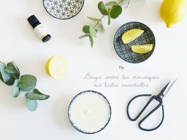 Fabriquez des bougiesavec ces huiles essentielles.