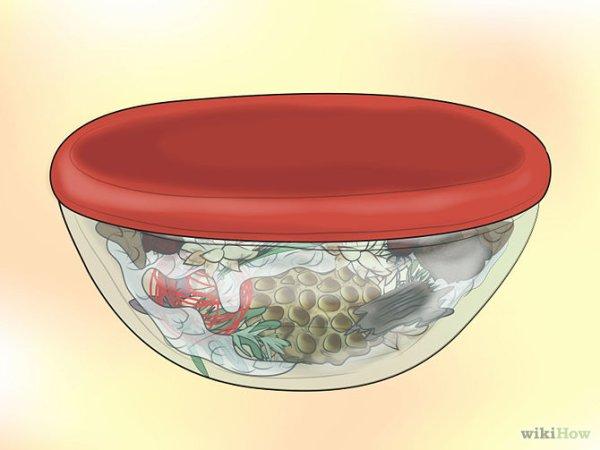 Pots-pourris humide. Ajoutez vos répulsifs végétales de plantes