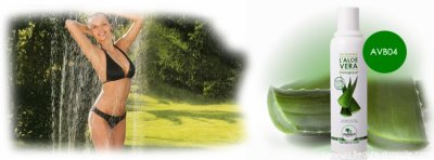 Les Cosmétiques : Aloe Vera Bio