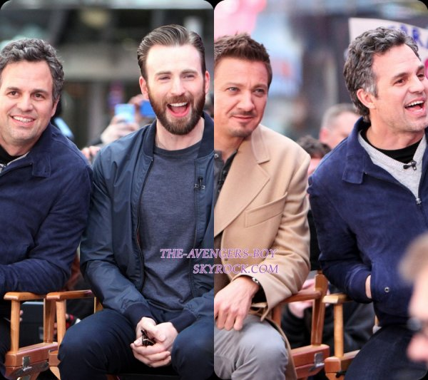 Chris Evans était sur The Tonight Show Starring Jimmy Fallon