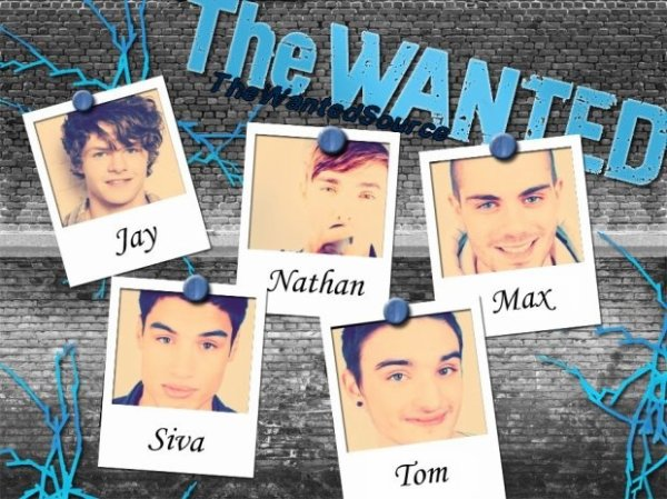 Présentation de The Wanted