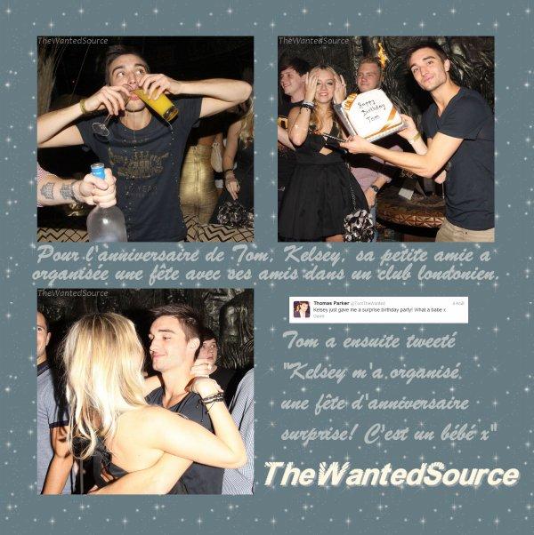 """Jay sortant en larme d'une boîte de nuit (02.08.2012) - La fête surprise pour l'anniversaire de Tom (04.08.2012) - Photoshoot du groupe pour """"Glamour"""" -"""