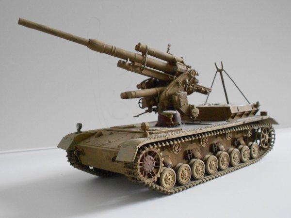 panzer IV canon de 88 mm