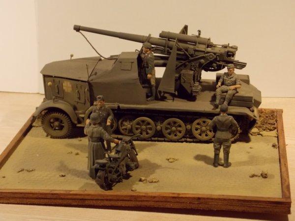 bufla canon de 88mm flak 18