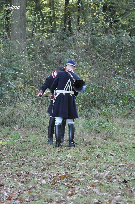 Vendredi 31/10/2014. Forêt d'Ermenonvile.