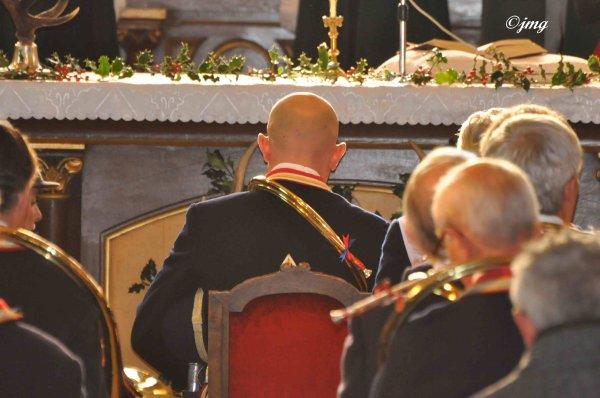 Samedi 08/11/14. Messe de St Hubert. (2)