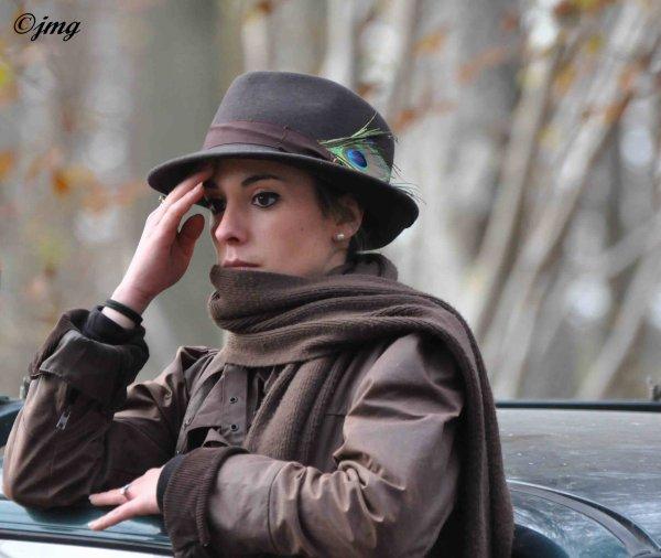 Mardi 25/11/2014. Forêt de Chantilly. (5)