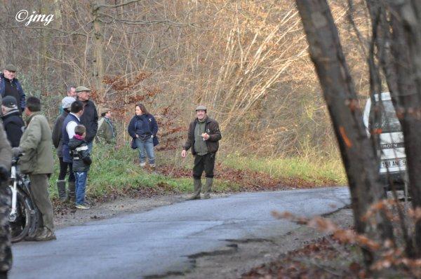 Mardi 09 décembre 2014. Forêt de Chantilly. (4)