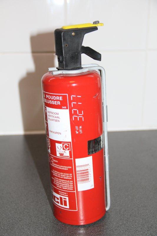 nouveau model d extincteur de voiture de la marque sicli annee 2011 photo pompier et collection. Black Bedroom Furniture Sets. Home Design Ideas