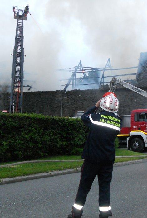 photo pompier et collection