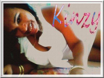 Princess Kinzy une chanteuse de charme
