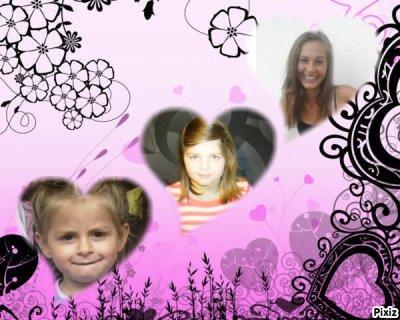 mes trois petite belle soeur