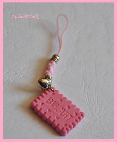 Strap biscuit rose :)