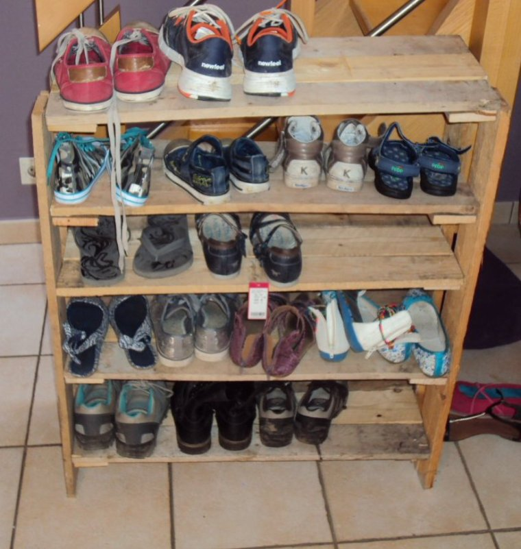 2015 Armoire à chaussures
