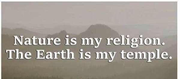 Mes croyances, ma spiritualité.