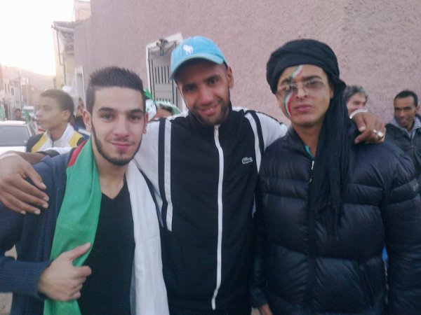 qualification algéri coupe du monde 2014