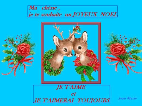 Je Taime Ma Chérie Joyeux Noel Blog De Bojemagi62