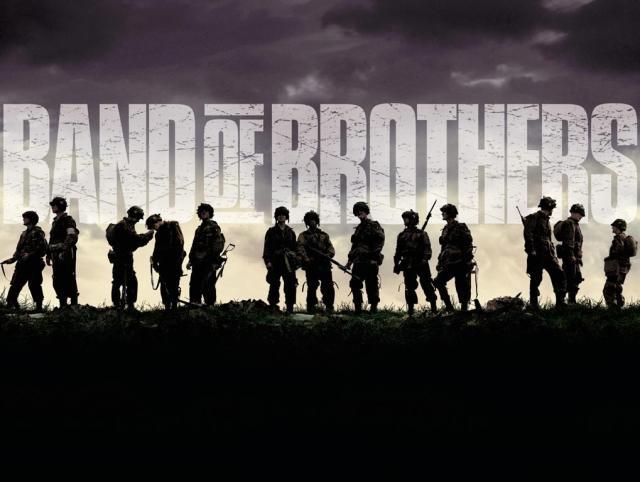 tout sur la série BAND OF BROTHERS en exclusivité et bien d'autres