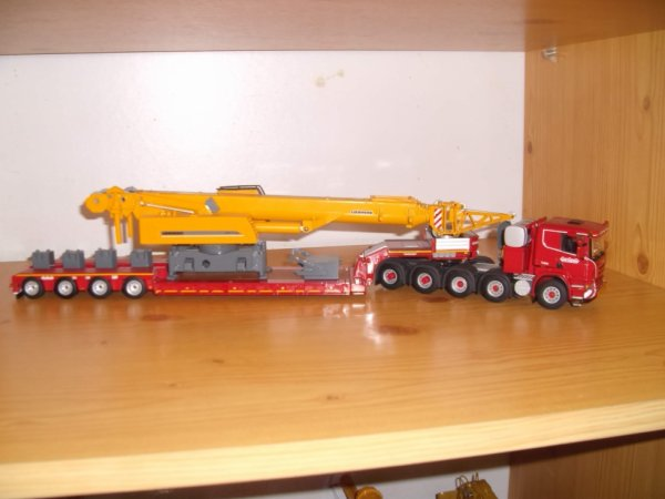 NOOTEBOOM SCANIA 10X4
