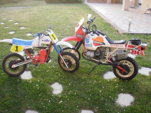 mini moto électrique