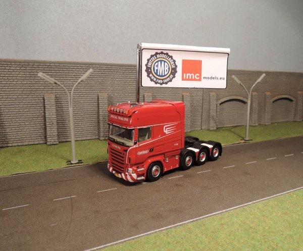 modèle rechercher en solo Scania R6 Longline 8x4