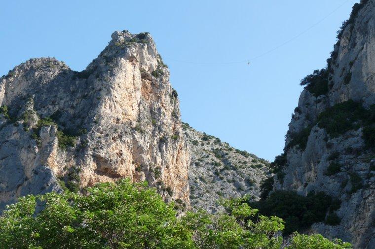 Moustiers-Sainte-Marie et ses environs