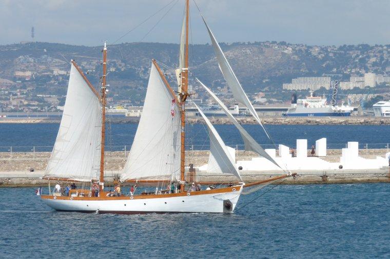 Septembre en mer ( photos Pierre Paul ) l'article était resté hors ligne