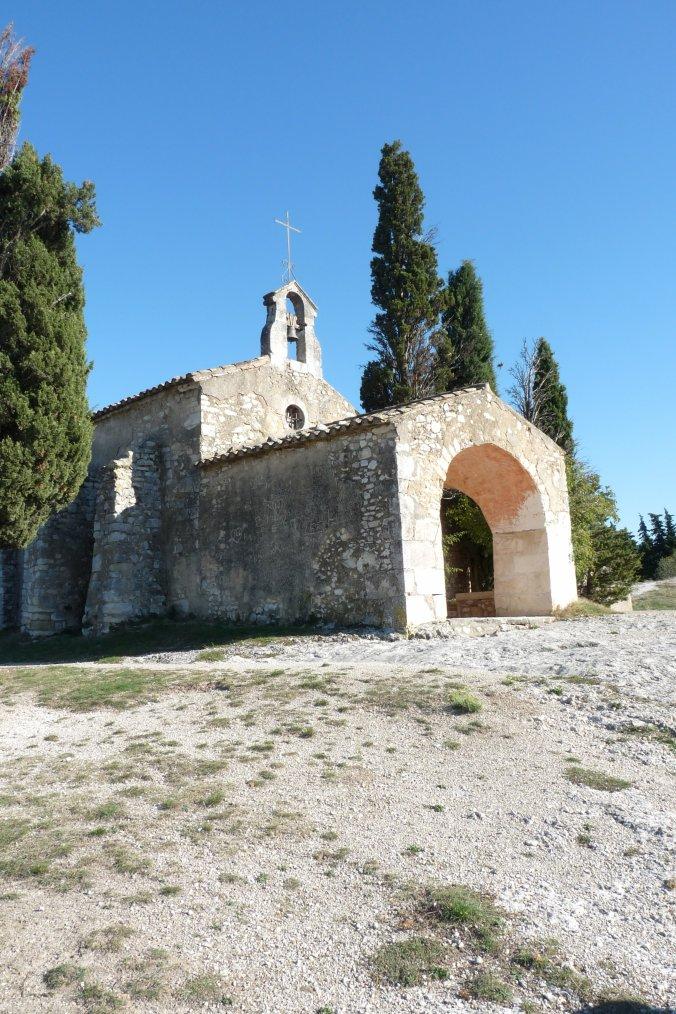 Balade dans notre Provence (Chapelle Sainte Sixte ) Photos Pierre Paul