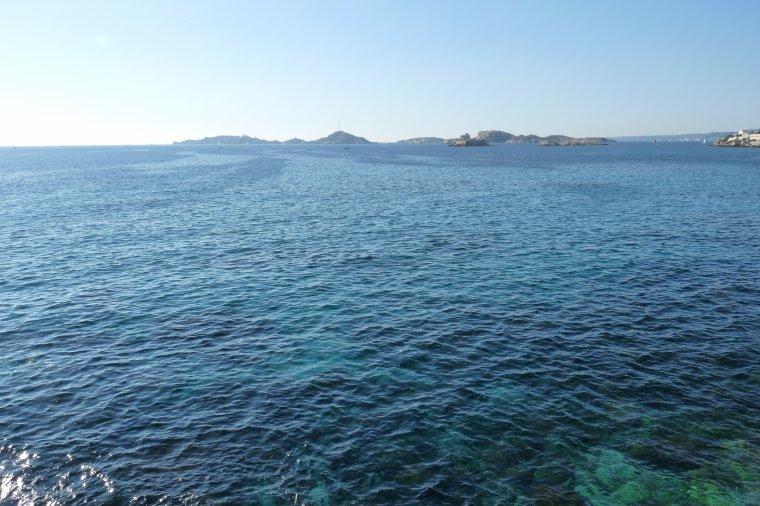 Marseille ,encore de belles journées remplies de la lumière de notre soleil